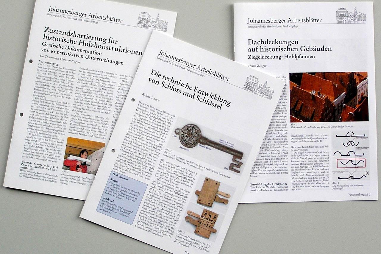 Johannesberger Arbeitsblätter 2020 erschienen